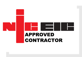 NICEIC Registered Contractor